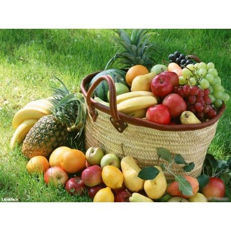 چاپ پوستر میوه